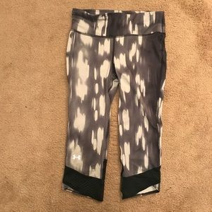 Under Armour Workout Capri